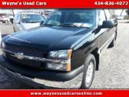 2004 Chevrolet Silverado 1500 LS Ext. Cab Long Bed 2WD