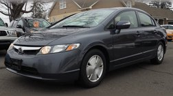 2006 Honda Civic Hybrid Hybrid w/Navi