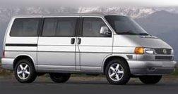 2003 Volkswagen EuroVan GLS