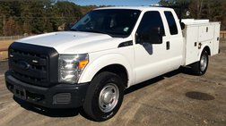 2013 Ford F-250 Lariat SuperCab 2WD