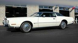1972 Lincoln Continental Mark IV 28k Original Miles