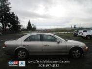 2001 Lincoln LS Base