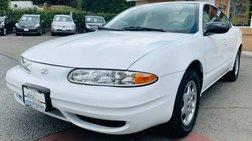 1999 Oldsmobile Alero GX