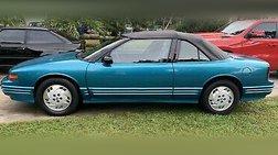 1992 Oldsmobile Cutlass Supreme Base