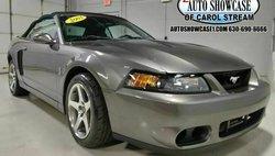 2003 Ford Mustang SVT Cobra SVT Cobra Convertible