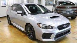 2018 Subaru Impreza WRX STi STI