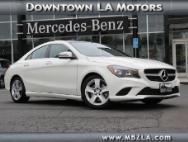 2016 Mercedes-Benz CLA-Class CLA 250