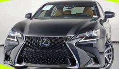 2019 Lexus GS 350 F SPORT