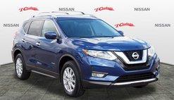 2017 Nissan Rogue Hybrid Hybrid SV