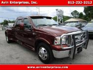2006 Ford F-350 King Ranch Crew Cab 2WD DRW