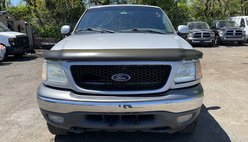 2002 Ford F-150 Long Bed 4D