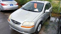 2005 Chevrolet Aveo LT