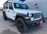 2019 Jeep Wrangler Unlimited Sport Altitude