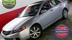 2005 Acura TSX w/Navi