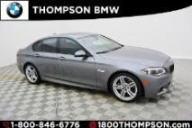 2015 BMW 5 Series 550i