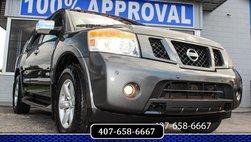 2008 Nissan Armada SE Sport Utility 4D