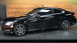2014 Mercedes-Benz C-Class C 350 4MATIC