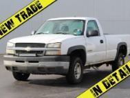 2004 Chevrolet Silverado 2500 Work Truck