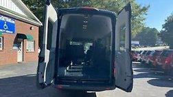 2018 Ford Transit Passenger XL handicap wheelchair van