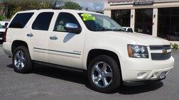 2012 Chevrolet Tahoe LTZ