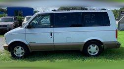 1998 GMC Safari SLX