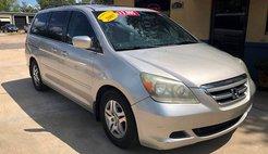 2005 Honda Odyssey EX L w/DVD 4dr Mini Van