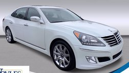 2013 Hyundai Equus Signature