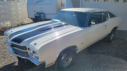 1970 Chevrolet coupe SS clone