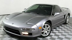 2001 Acura NSX NSX-T