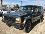 1996 Jeep Cherokee SE