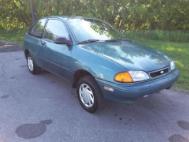1996 Ford Aspire Base