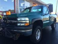 2001 Chevrolet Silverado 2500HD Base