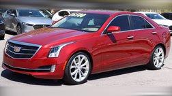 2016 Cadillac ATS 2.0T Premium Collection