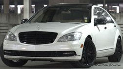 2012 Mercedes-Benz S-Class S 550 4MATIC