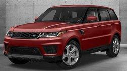 2018 Land Rover Range Rover Sport SE