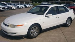 2002 Saturn L-Series L300
