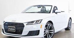 2018 Audi TT 2.0T quattro