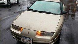 1995 Saturn S-Series SC1