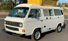1982 Volkswagen Vanagon L