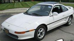 1991 Toyota MR2 Base