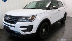 2016 Ford Explorer Police Interceptor