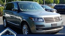 2015 Land Rover Range Rover Base
