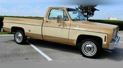 1976 Chevrolet Silverado 1500