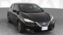 2018 Nissan LEAF SV Hatchback 4D