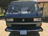 1986 Volkswagen Vanagon GL Syncro