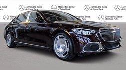 2021 Mercedes-Benz S-Class Mercedes-Maybach S 580 4MATIC
