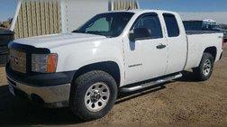 2010 GMC Sierra 1500 Work Truck