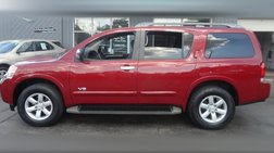 2009 Nissan Armada 4WD 4dr SE