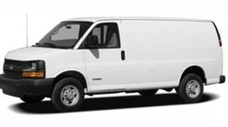 2012 Chevrolet Express Cargo Van 1500