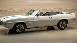 1969 Pontiac Firebird Trans Am Recreation
